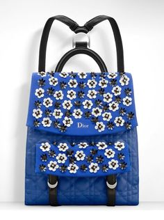 Dior Adds New Blossom Tote, Backpacks to Pre-Fall 2016 Bag Lineup and We Have All the Pics