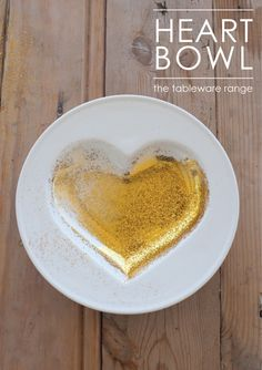 These heart bowls are great for soups, pasta and desserts & a stunning gift for a friend. No chemicals were added and it is bio-degradable. Put that extra lovely natural prettiness on your table! Ethnic Recipes, Tableware, Soups, Desserts, Gifts, Pasta, Heart, Natural, Food