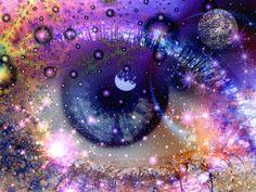 """Cosmic Eye"" by Brian Exton | Redbubble"