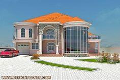 Exceptionnel DESIGNED HOME PLANS