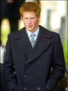 Henry Charles Albert David Windsor, Prince of the United Kingdom