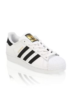 HUMANIC - Adidas Superstar - http://www.humanic.net/at/Damen/Schuhe/Sneaker/Adidas-Originals-Superstar-II-weiss-1711109975