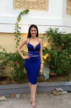 Marian Rivera Girly Outfits, Casual Outfits, Casual Clothes, Marian Rivera, Royal Beauty, Fantasy Dress, Celebs, Celebrities, Celebrity Photos