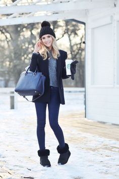 Cosy look – embracing the winter time   Make Life Easier