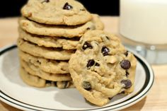 Peanut Butter Chocolate Chunk Cookies. Photo by CulinaryExplorer