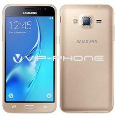 Samsung Galaxy J3 (2016) J320F Dual-Sim arany kártyafüggetlen mobiltelefon - Most 23% kedvezménnyel