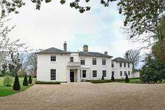 Pettistree House (Home ID 111862) is a majestic Georgian Country Manor set in 13 acres of parkland .