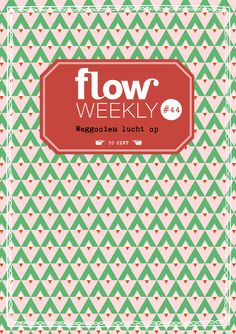 Flow Weekly #44 Each Flow Weekly includes a planner and to-do lists for you to fill in for the week ahead, as well as blank pages for thoughts, ideas, notes, dreams, wishes and plans.  We also have the Flow Journal Pack – a set of four notebooks just like the Flow Weekly, but in English. Each Journal has its own theme: A New Beginning, How to Slow Down, The Joy of Making Lists & Homemade Happiness