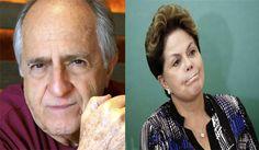 Folha Política: Ator Ary Fontoura escreve carta de natal dando 'lição de moral' em Dilma e pedindo a sua 'renúncia'