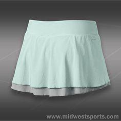 nike womens tennis skirt, Nike Flouncy Woven Skirt 523530-366