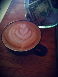 #latte #art #barista #coffee #life #bramdhitcoffee