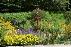 Here are 15 DIY ideas to help you achieve colorful flower borders this year, across a number of different months: http://landscaping.about.com/od/designexamples1/ss/flower-borders.htm
