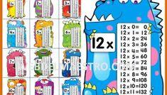 Juegos de matemáticas para imprimir - Web del maestro Map, Games, Plant, Multiplication Times Table, Paper Games, Math Games, Teaching Resources, Planks Exercise, Multiplication Chart Printable