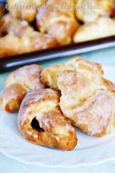 food Vegan Coleslaw vegan oil and vinegar coleslaw Polish Desserts, Polish Recipes, Cookie Desserts, No Bake Desserts, Just Desserts, Sweet Recipes, Cake Recipes, Dessert Recipes, Yummy Treats