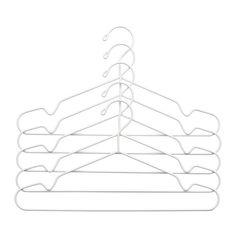 IKEA - STAJLIG, Bøjle, inde/ude, hvid,