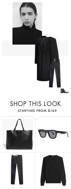 """/"" by darkwood ❤ liked on Polyvore featuring Madewell, CÉLINE and A.P.C."