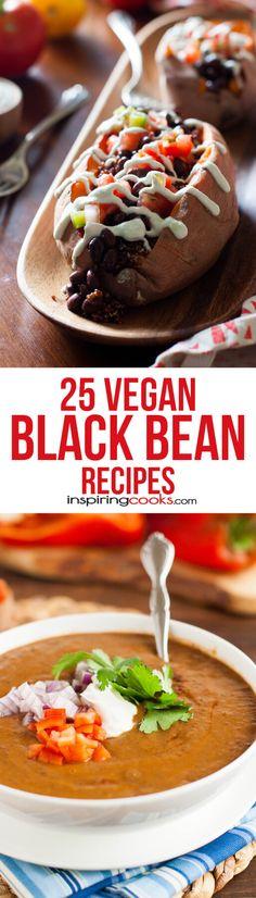 25 of the Best Vegan Black Bean Recipes