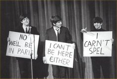 The Beatles; hehe