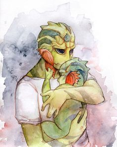 Thane and Kolyat. Oh heavens! This too adorable!