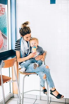 Mom and kid style with #oldnavy; 40% off sale through tomorrow