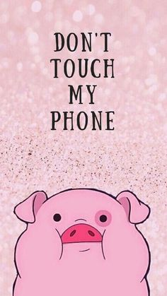 35 Funny Iphone Lock Screen Wallpaper Ideas For You phone wallpapers, lock screen wallpapers, funny wallpapers, hilarious wallpapers, cute wallpapers Looking for some iPhone wallpapers cute ideas? I've got a collection here for funny lock screen b Pig Wallpaper, Cartoon Wallpaper Iphone, Disney Phone Wallpaper, Iphone Background Wallpaper, Locked Wallpaper, Cute Cartoon Wallpapers, Aesthetic Iphone Wallpaper, Cellphone Wallpaper, Iphone Wallpapers
