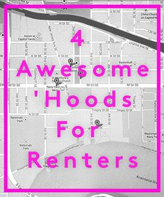 Need A New Apartment? 4 Awesome D.C. 'Hoods To Scope Out Now #refinery29