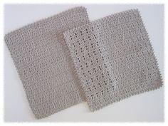 Prinsessajuttu: Uusia tiskiliinoja(rättejä) Crochet Home, Knit Crochet, Rugs, Knitting, Blog, Handmade, Diy, Crocheting, Handicraft Ideas