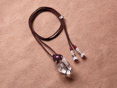 ヒマラヤ水晶 ネックレス