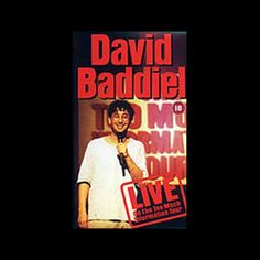David Baddiel: Too Much Information David Baddiels first-ever solo stand-up show which played to 47 sold-out venues nationwide. - Comic Audiobook #ComicAudiobook Rob Newman, Frank Skinner, Stand Up Show, Dc Comics, Audiobooks, Novels, Comic Books, Cartoons