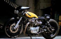 Yamaha XS650 - AN-BU mototrcycles