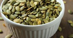 Benefits of Raw Pumpkin Seeds Welcome Vida Juicers to Wellness Wednesday. Today I will be discussing the benefits of raw pumpkin seeds. Nuts and seeds m Pumpkin Seeds Benefits, Raw Pumpkin Seeds, Pumpkin Seed Butter, Pumpkin Seed Oil, Roasted Pumpkin Seeds, Intestinal Parasites, Dog Food Recipes, Healthy Recipes, Dinner Recipes