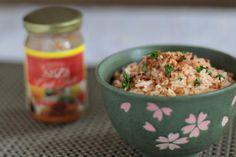 A Filipino Treat: Fry Leftover Rice With Taba ng Talangka (Crab Paste)