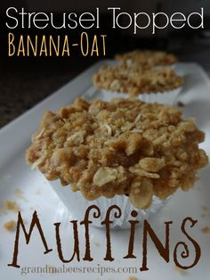 "Banana Doughnuts With Dried Banana ""Streusel"" Recipe — Dishmaps"