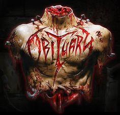 Obituary Horror Drawing, Cd Cover Art, Horror Photography, Metal Albums, Top Band, Arte Horror, Heavy Metal Bands, Metal Artwork, Metal Pins