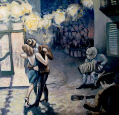 Carmen Ossinak Noche de Tango
