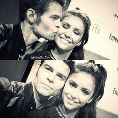 Daniel and Nina at Paleyfest 3/22/14