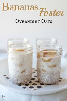 50 Overnight Oat Recipes for Weight Loss | Eat This Not That