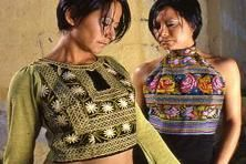 Paulina Fosado along with her sister Malinali Fosado founded the company Pauline and Malinali, a contemporary line of  women's clothing designed and made in Mexico.