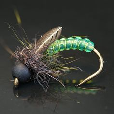 """1,391 Likes, 9 Comments - Fly Fish Food (@flyfishfood) on Instagram: """"Another take on a classic. #flyfishing #flytying @whitingfarms"""""""