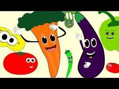 ÇOCUK ŞARKILARI - Sebzeler - Renkler - Çizge TV - Çizgi Film İzle - YouTube