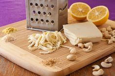 How to make shredded vegan cheese From Stephanie Weaver, The Recipe Renovator. Always gluten-free
