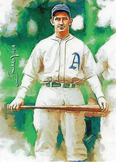 Mickey Cochrane - Philadelphia Athletics (HOF 1947) Philadelphia Athletics, Major League, Nba, Athlete, Legends, Baseball Cards, Sports, Artist, Fictional Characters
