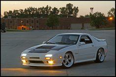 1991 2nd Generation Mazda RX7