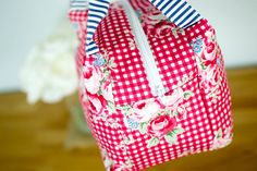 Chubby Lunch Tote - Free Sewing Pattern! — SewCanShe | Free Sewing Patterns for Beginners