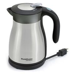 Chef's Choice 692 KeepHot Thermal Electric Kettle - 1.5L