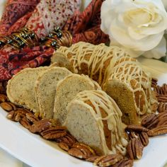 Old Fashioned Pound Cake, Vanilla Rum, Just Fresh, Butter Pecan, Cake Ingredients, Pecans, Sour Cream, Salt, October