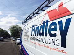 How Have Times Have You Spotted A Findley Roofing Van? Comment Below! #home