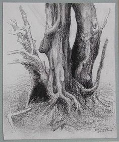 henry moore Abstract Sculpture, Sculpture Art, Metal Sculptures, Bronze Sculpture, Henry Moore Drawings, Art Sketches, Art Drawings, Painting & Drawing, Drawing Trees