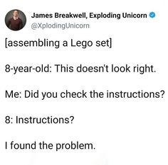 Hilarious, Funny Dad, Funny Stuff, Embarrassing Moments, Dad Quotes, Dad Humor, I Love To Laugh, Funny Tweets, Lego Sets