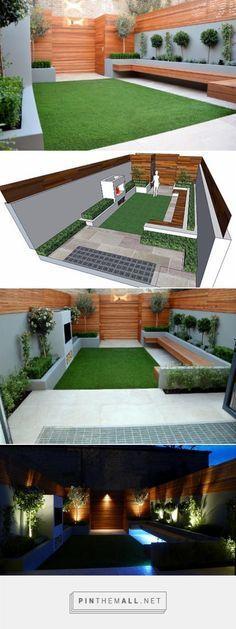 New Garden Design London 2015 - Anewgarden Decking Paving Design Streatham Clapham Balham Dulwich Chelsea # design Garden Design London, Modern Garden Design, Contemporary Garden, Modern Design, Wood Design, Backyard Patio, Backyard Landscaping, Backyard Ideas, Landscaping Ideas